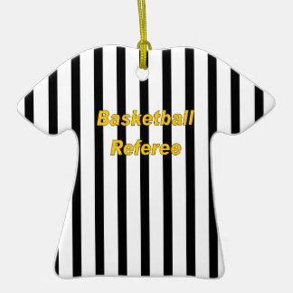 Basketball Referee Ornament