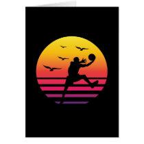 Basketball retro sunset, #Basketball