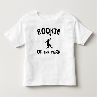 Basketball Rookie Of The Year T-shirts