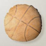 Basketball Round Pillow