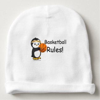 Basketball Rules! Baby Beanie
