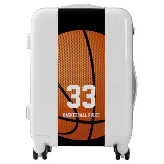 Basketball Rules | Best Sports Gift Luggage