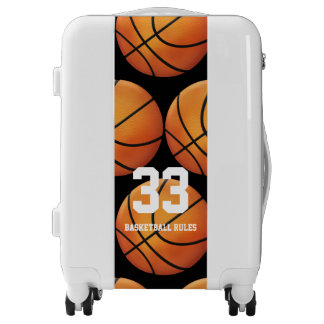 Basketball Rules | Sports Gift Luggage