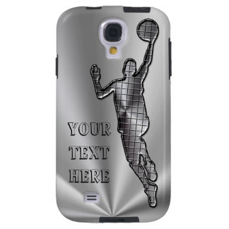 Basketball Samsung Galaxy s4 Personalized Cases Galaxy S4 Case