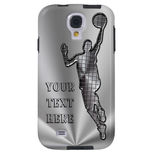 Basketball Samsung Galaxy s4 Personalized Cases