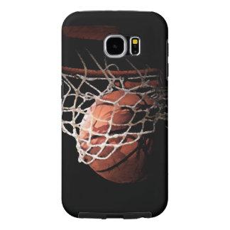Basketball Samsung Galaxy S6 Case