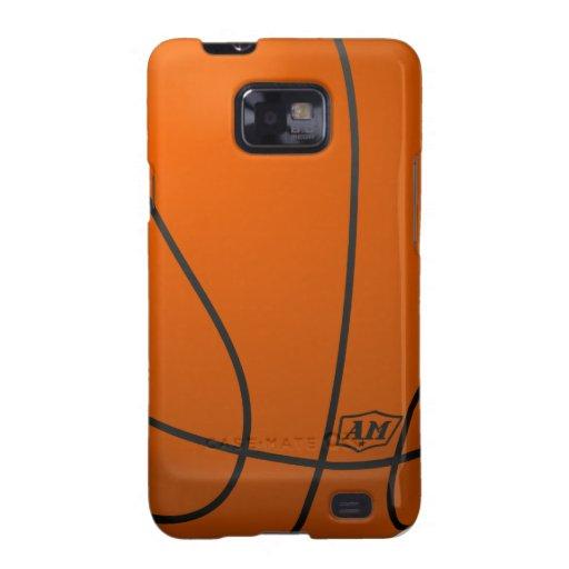 Basketball Samsung Galaxy SII Covers