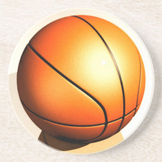 Basketball Sandstone Coaster