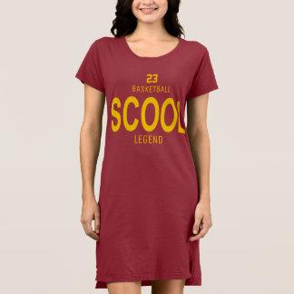 Basketball Scool Legend Dress