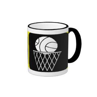 Basketball Score Mug