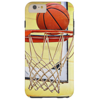 Basketball Score Tough iPhone 6 Plus Case