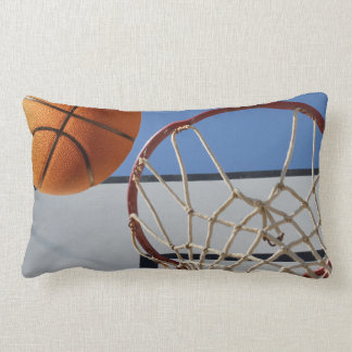 Basketball,_Scoring_Points,_Lumbar_Cushion. Lumbar Pillow