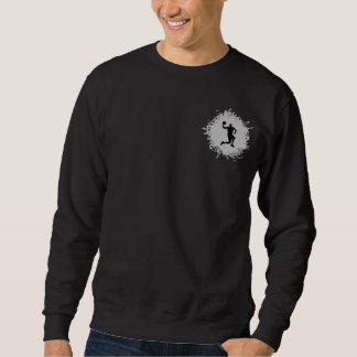 Basketball Scribble Style Sweatshirt
