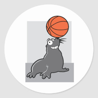 Basketball Seal