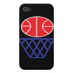 Basketball Sign Cases For iPhone 4