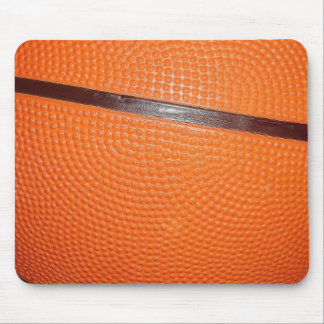 Basketball Skin Mouse Pad