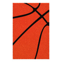 Basketball Skin Stationery Paper