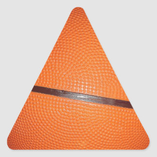 Basketball Skin Triangle Sticker