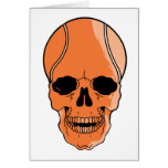 Basketball Skull Cards