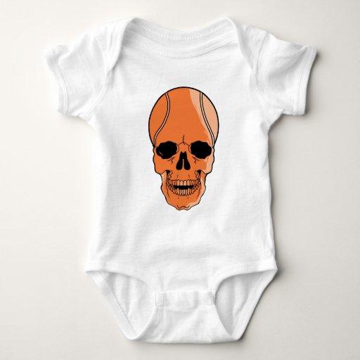 Basketball Skull Shirt