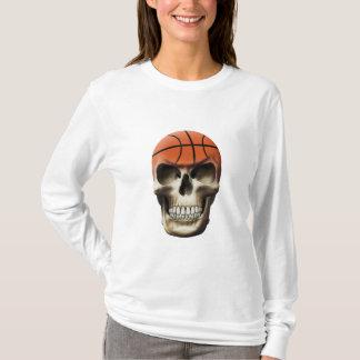 Basketball Skull T-Shirt