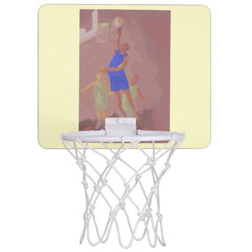 Basketball Slam Dunk Mini Basketball Hoops
