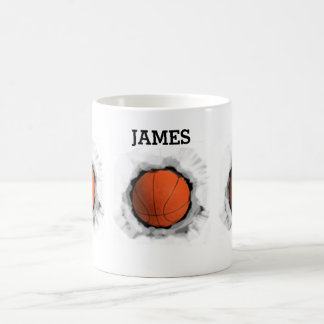 Basketball Slamdunk Coffee Mug