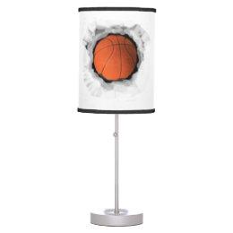 Basketball Slamdunk Desk Lamp