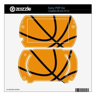 Basketball Sony PSP Go Skin
