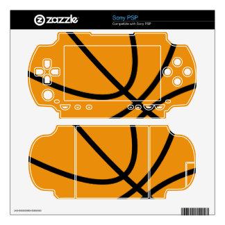 Basketball Sony PSP Skin