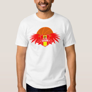 Basketball Spain Shirt