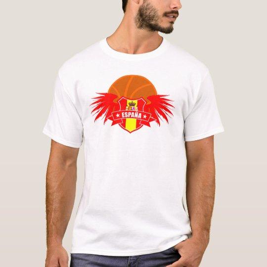 Basketball Spain T-Shirt