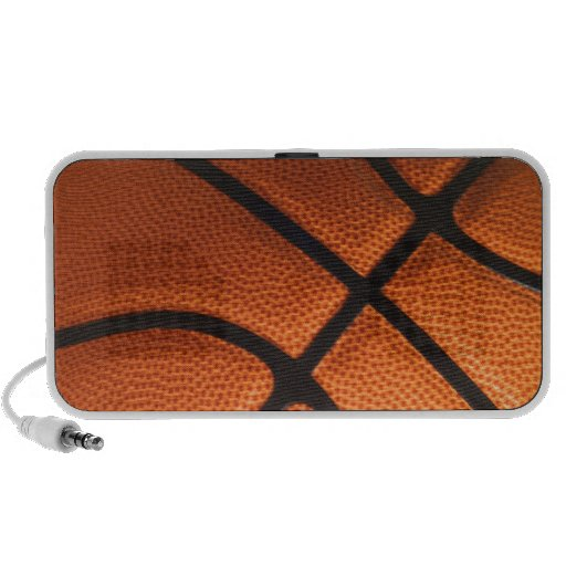 Basketball speakers