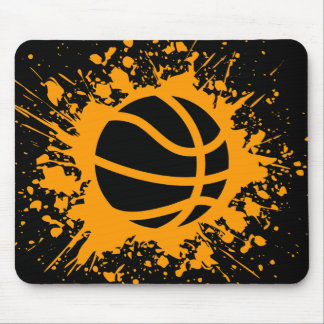 basketball splatz mouse pad