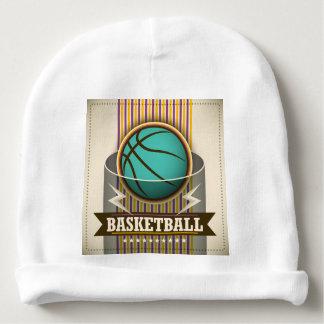 Basketball Sport Ball Game Cool Baby Beanie