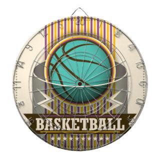Basketball Sport Ball Game Cool Dart Board