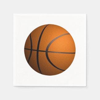 Basketball Sport Design Napkin