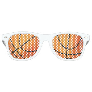 Basketball | Sport fan Retro Sunglasses