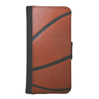 Basketball | Sport Gift Wallet Phone Case For iPhone SE/5/5s