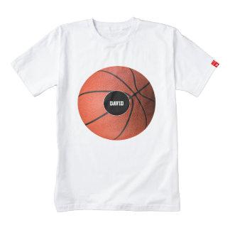 Basketball | Sport Gifts Zazzle HEART T-Shirt