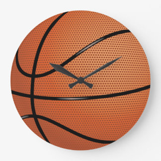 Basketball Sport Large Clock