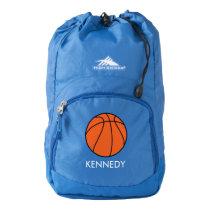 Basketball Sports Backpack