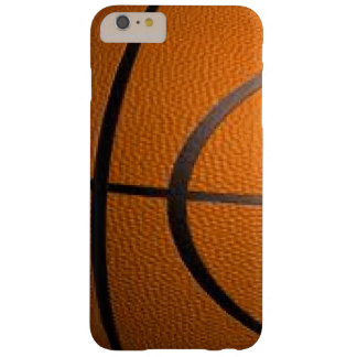 Basketball Sports Barely There iPhone 6 Plus Case