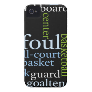 Basketball Sports Fanatic.jpg iPhone 4 Covers