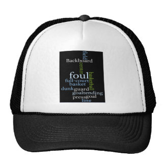 Basketball Sports Fanatic.jpg Trucker Hat
