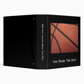 Basketball Sports Image Binder
