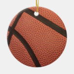 Basketball Sports Image Ornaments
