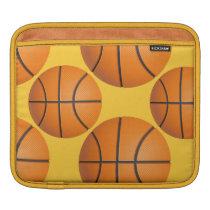 basketball sports iPad sleeve