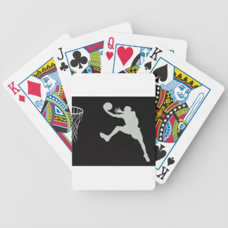 basketball sports jump team game net court bicycle playing cards