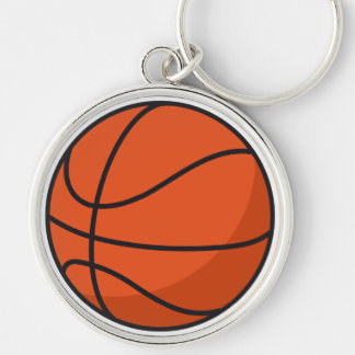 Basketball Sports Keychain Gift